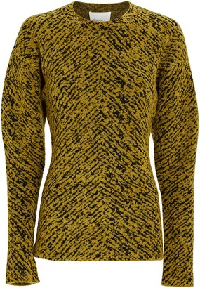 3.1 Phillip Lim Herringbone Jacquard Sweater