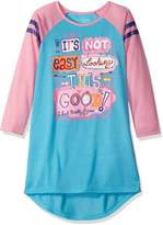 Komar Kids Girls' Big Girls' Its Not Easy Looking This Good Gown