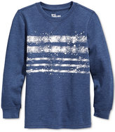 Epic Threads Boys' Long-Sleeve Paint Splatter Thermal Shirt, Only at Macy's