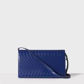 Paul Smith No.9 - Women's Blue Patent Leather Pochette
