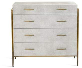 Interlude Morand 5 Drawer Accent chest
