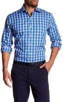 Peter Millar Plaid Regular Fit Shirt