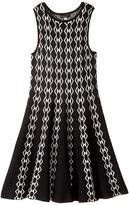 Ella Moss Mia Intarsia Sweater Dress Girl's Dress