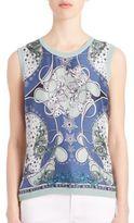 Versace Star-Print Shell