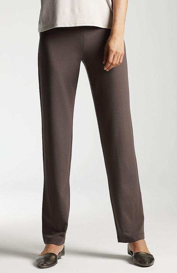 J. Jill Wearever straight-leg pants