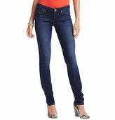 LOFT Modern Straight Leg Jeans in Venice Blue Wash