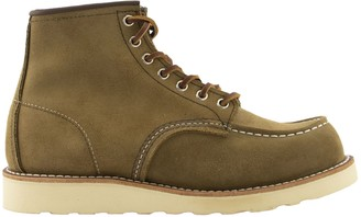 Red Wing Shoes Boot Olive Mohave