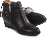 Adrienne Vittadini Moltz Wedge Boots (For Women)