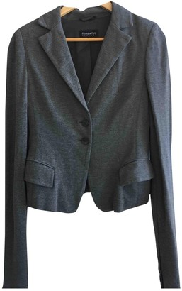 Patrizia Pepe Grey Jacket for Women