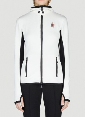 MONCLER GRENOBLE Contrast Zipped Jacket