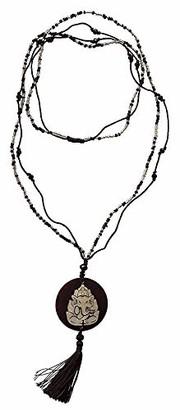 Saraswati Unisex No Metal Pendant Necklace - AC352