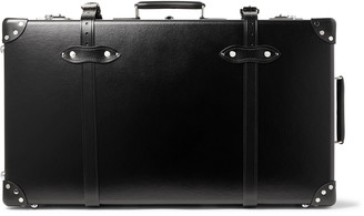 Globe-trotter 30 Leather-Trimmed Trolley Case""