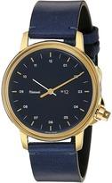 Miansai M12 On Leather Strap Watches