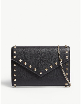 Valentino Rockstud wallet-on-chain