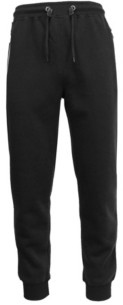 Galaxy By Harvic Men's Slim Fit Jogger Pants with Zipper Pockets