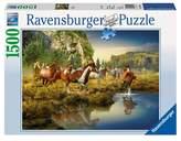 Ravensburger World Horses 1500pc Puzzle