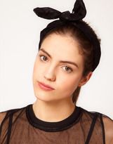 Johnny Loves Rosie Lace Wire Wrap Head Band