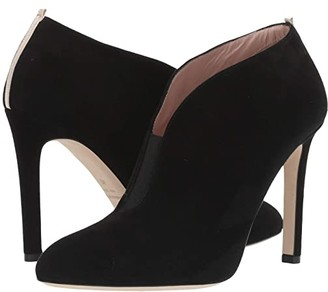 Sarah Jessica Parker Trois (Black Suede) Women's Shoes