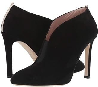 Sarah Jessica Parker Trois (Black Suede) Women's Shoes