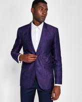 Ted Baker Pashion floral dinner jacket
