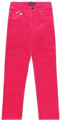 Polo Ralph Lauren Stretch-corduroy pants