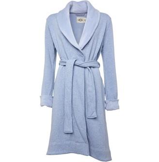 UGG Womens Duffield II Dressing Gown Fresh Air Heather