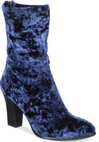 Impo Truly Velvet Booties Women's Shoes