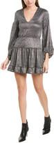 Aiden Glitter A-Line Dress
