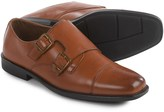 Deer Stags Colin Monk Strap Shoes - Leather (For Men)