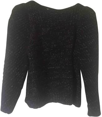 LoveShackFancy Black Wool Knitwear