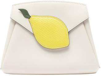 Hermes Beige Leather Clutch bags