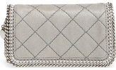 Stella McCartney 'Falabella' Quilted Faux Leather Crossbody Bag
