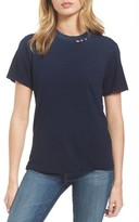AG Jeans Women's Distressed Tee