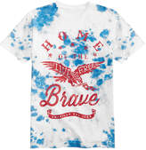 American Rag Men's Live Free Tie-Dyed T-Shirt, Created for Macy's