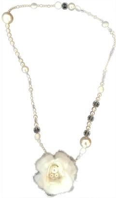 Les Nereides White Pearl Necklaces