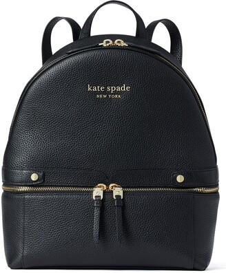 Kate Spade The Day Pack Leather Backpack