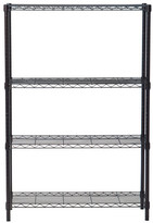 "Trinity NSF Indoor Wire 54"" H 3 Shelf Shelving Unit Starter"
