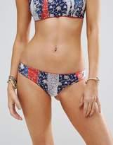 Seafolly Printed Bikini Bottoms