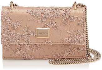 Jimmy Choo Floral Lace Leni Mini Bag