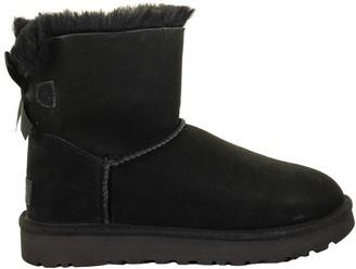 UGG Mini Bailey Bow Ii Black Boots
