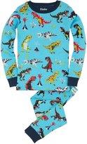 Hatley Boy's T-Rex Pajama Set