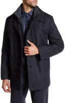 Hart Schaffner Marx Bib Front Coat