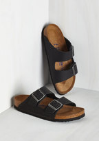 Birkenstock USA, LP Strappy Camper Sandal in Black - Narrow