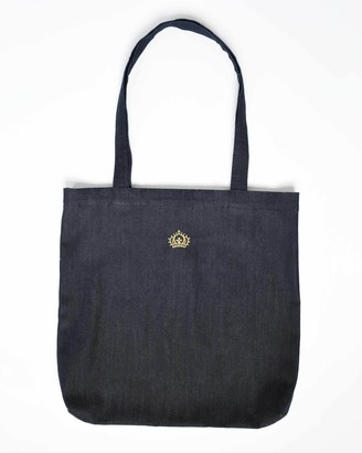 Nicole Miller Denim Tote Bag