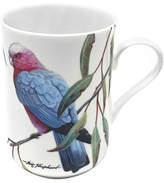 Maxwell & Williams Birds Of Australia Pink And Grey Galas Mug