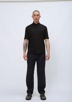 Haider Ackermann Black Classic Short Sleeve Shirt