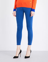 7 For All Mankind Ankle Skinny super-skinny mid-rise jeans