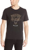John Varvatos Men's Bite Me Leopard Graphic T-Shirt
