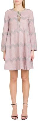 M Missoni Herringbone Dress