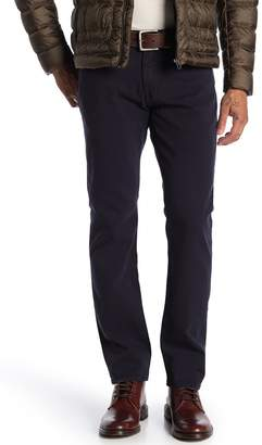 """34 Heritage Courage Solid Fine Twill Straight Pants - 30-34"""" Inseam"""